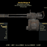 ★★★ Bloodied Explosive Minigun[15% Faster Reload] | FAST DELIVERY | - image