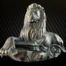 Bronze lion - image