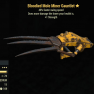 Bloodied Mole Miner Gauntlet- Level 50 - image