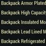 Plan: Backpack Mod [all in one plan pack set Bundle] - image
