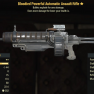 Bloodied Powerful Automatic Assault Rifle- Level 50 - image