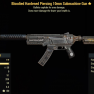 Bloodied Hardened Piercing 10mm Submachine Gun- Level 50 - image