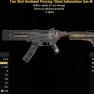 Two Shot Hardened Piercing 10mm Submachine Gun- Level 30 - image