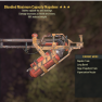 BE90 Bloodied Maximu Capacity Napalmer (Bloodied Explosion and Weapon weight reduced by 20%) - image