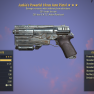 Junkie's 25% Faster Fire Rate 10mm Pistol 25% Less VATS - image