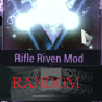 [PC/Steam] Rifle Riven mod pack X6 Veiled (MR 8) // Fast delivery! - image