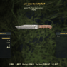 ★★★ Anti-Armor Bowie Knife[40% Faster Swing][+1 AGI]   FAST DELIVERY   - image