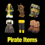Pirate Items - Fast delivery 24/7 online Cheap Animal Crossing items - image