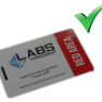 Lab. Red Keycard (Security Arsenal) + Lab. key. Manager office  key bonus - image