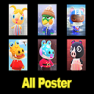All Posters - Fast delivery 24/7 online Cheap Animal Crossing items - image