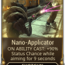 [PC/Steam] Nano-applicator MAXED mod (MR 2) // Fast delivery! - image