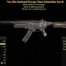 Two Shot Hardened Piercing 10mm Submachine Gun- Level 50 - image