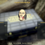 [Rare outfit] Fasnacht Toothy Man Mask - image