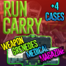 ❤️【LAB RUN ║+4 CASES║TOP PROFIT GUARANTEED!】ALL YOURS ▶Cases : Weapon, Grenade, Magazine, Medical❤️ - image