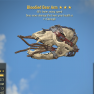 Bloodied 40% faster Bear Arm +1 Strength - image