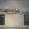Bloodied Explosive True Automatic Laser Rifle - image