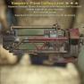 Vampire's Explosive Gatling Laser [90% Weight RD] - image