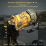 [PC] Excavator Overeater's Weapon Weight Reduction Legendary Power Armor Full set - image