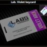 Lab. Violet Keycard - image