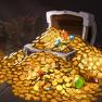 100 Gold Bless online EU server - image