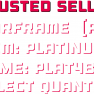 1000 platinum. 100% safe method of delivery without ban. - image