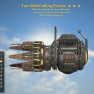 Two Shot Explosive Gatling Plasma + 90% Weight - image