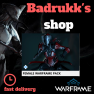 [PC/Steam] Female warframe pack // Fast delivery! - image