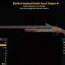 Bloodied Hardened Double-Barrel Sgotgun- Level 45 - image