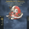 [Legendary Power Armor] Unyielding T-51b Power Armor Set (Food Drink Chem Weight Reduction, 6/6 AP - image