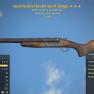 Quad Explosive Hardened Double-Barrel Shotgun +1 Agility 45 level - image