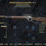★★★ Bloodied Explosive Lever Action Rifle[+50 DMG RESISTANCE] | FULLY MODDED | MAX LVL | FAST DELIVE - image