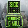 ❗$❗ Guaranteed 5 M Roubles + S I C C case ✅ Insane Fast Delivery F2F❤️Flea ✅ - image
