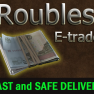 1 mil Roubles ( 1 000 000 rubles ) Discounts / Delivery method: Flea Market / I dont cover the fee! - image