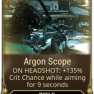 [PC/Steam] Argon Scope MAXED mod (MR 2) // Fast delivery! - image