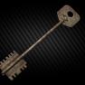 Marked key customs 25/25 [Customs] - image