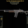 Two Shot .38 Automatic Combat Rifle- Level 50 - image