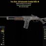 Two Shot .38 Automatic Combat Rifle- Level 50 - image