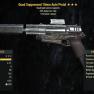 Quad 25% Faster Fire Rate 10mm Pistol + 15% Faster Reload - image