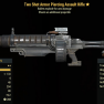 Two Shot Armor Piercing Assault Rifle- Level 50 - image