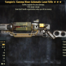 Vampire's Gamma Wave Automatic Laser Rifle- Level 45 - image