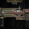 Junkie's 25% Faster Fire Rate Gatling Laser + 90% Weight - image
