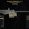 Bloodied 25% Fire Rate Machine Gun [90% Weight RD] - image