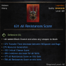 ★★★HELM 631 RES (37% transfer time, 27% reso gen, 102 crit hit, 38% cd) - INSTANT DELIVERY★★★ - image