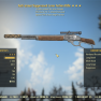 [Glitched Weapon] Anti-Armor Explosive Lever Action Rifle 25% Less VATS AP Cost [600+ DMG] - image