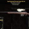 Quad Hardened Piercing Sniper Rifle- Level 50 - image
