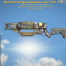 Bloodied Explosive Laser Rifle + 15% Faster Reload - image