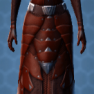 Sensuous Dress Armor Set - image