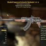 (PC) 3 Stars Bloodied Automatic Handmade + Bullets Explode +25% less VATS AP cost - image
