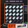 ❤️⚡Lab Full Keys Set⚡❤️ All Lab Keys Set / Lab. Keys Set / Lab Key Set -⭐SICC Case GIFT⭐ - image