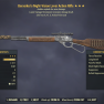 ★★★ Berserkes Explosive Lever Action Rifle[25% Less VATS] | FAST DELIVERY | - image